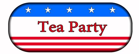 button tea party Stock Photo - 10666556
