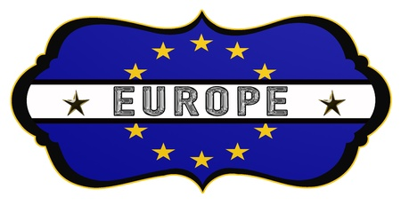 europe shield photo