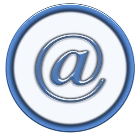 web button Stock Photo