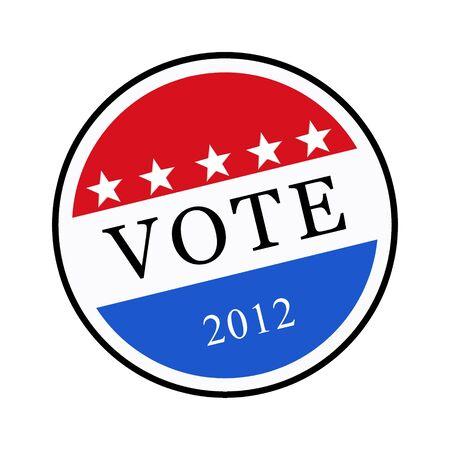 vote button for 2012