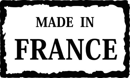 made in france Illustration