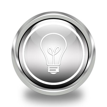 Glossy Light Icon