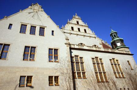 assembly hall: assembly hall university in Poznan