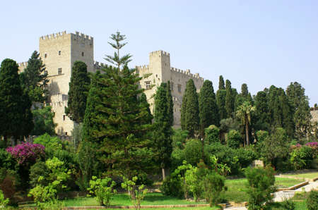 citadel of Rhodes, Greece, City of Rhodes
