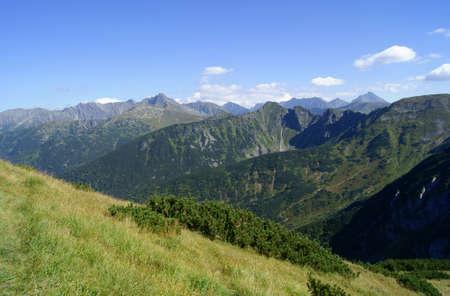 brow: brow in Tatras mountains, Poland