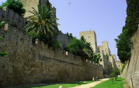 citadel of Rhodes
