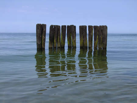 breakwater: breakwater,Poland,Baltic