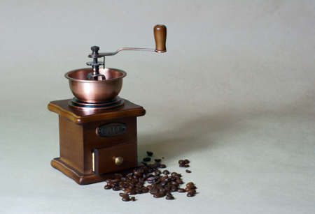 coffee grinder Stock Photo - 17320845