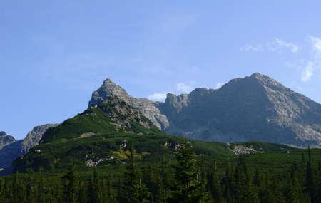 brow: brow in mountains,Poland,Tatras