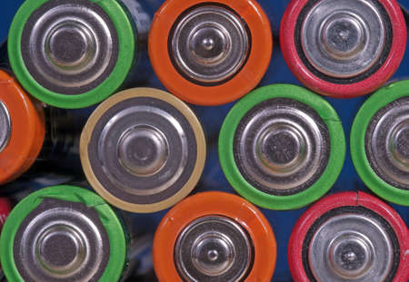 nexus: battery cluster, group of  batterys