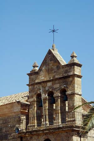 byzantine: Byzantine church in Zakynthos, Greece Stock Photo
