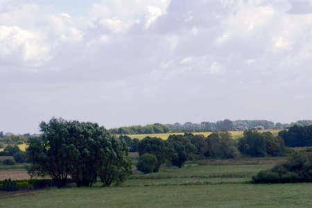 wielkopolska: Rural landscape in Wielkopolska