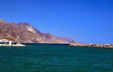 kos: Breakwater port of Kardamena on the island of Kos