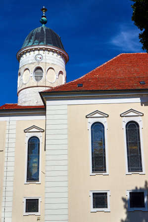 lutheran: Classicist Lutheran Church in Sycowo in Poland