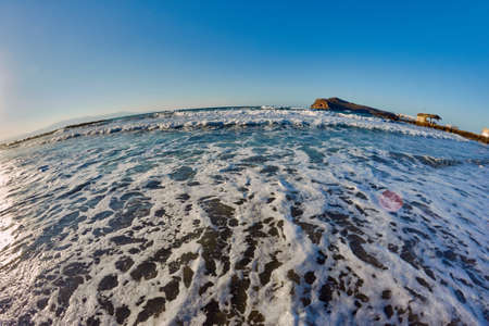 theodore: Theodore island off the coast of Crete, Greece