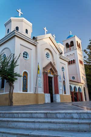 Facade Orthodox Orthodox churches in Kos