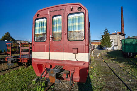 narrowgauge: narrow-gauge railway station in Gniezno
