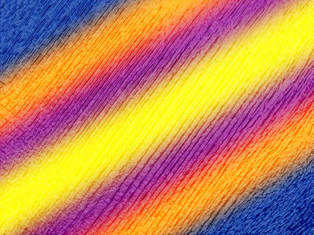 Many colored stripes on a textured background. Banco de Imagens
