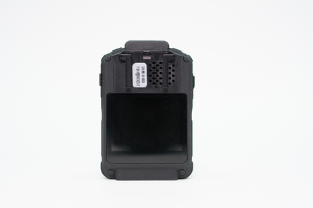 Camera for video surveillance systems on white background
