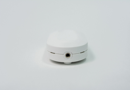 Security and fire sensors and alarm equipment on white background. components for signaling.Security and fire sensors and alarm equipment on white background. components for signaling. Imagens