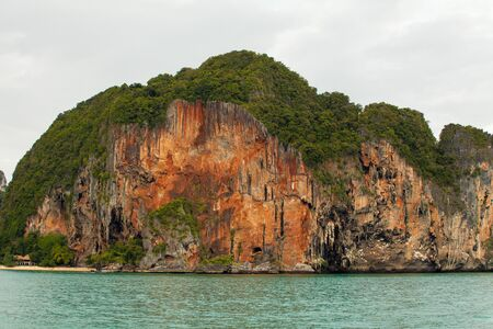 Landscapes of the beautiful Kingdom of Thailand, the purest Adaman Sea and islands.