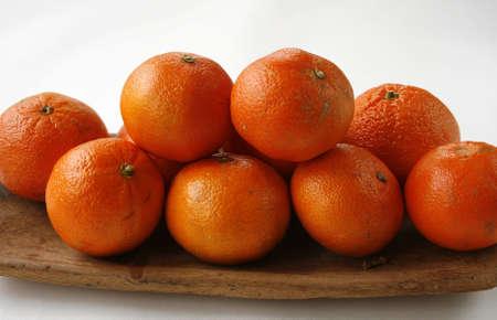 mandarins: Mandarins (tangerine) Stock Photo