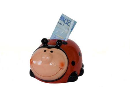 moneybox: Money-box