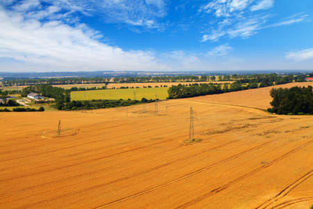 farmlands: Farmlands in Kashuby - Poland