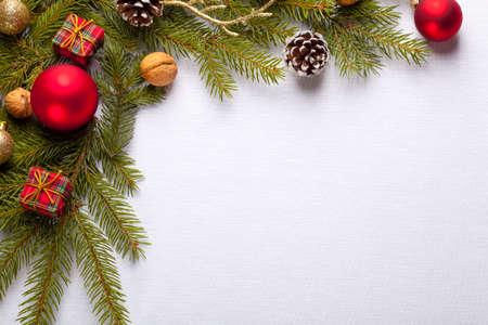 Kerstkrans Stockfoto
