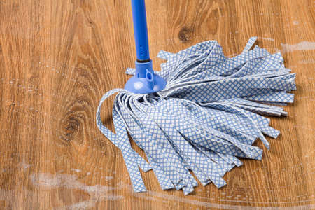 cleaning supplies: Concept cleaning - washing floors