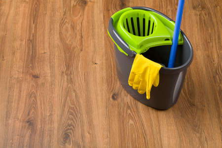 cleaning supplies: Concept cleaning - equipment
