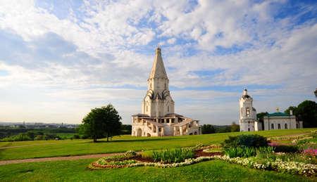 Ascension Church. Architectural Ensemble  In Kolomenskoye. Moscow Stock Photo - 5100129