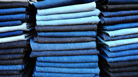 Heap Of Jeans For Sale