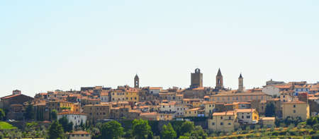 View Of The Historic Center Of Arezzo, Italy photo