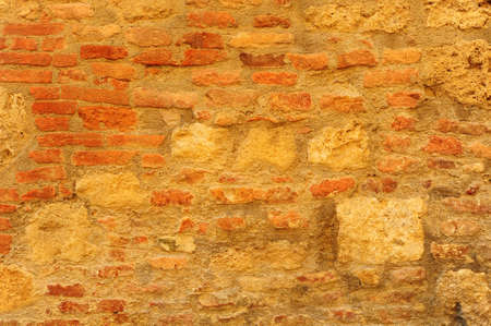 Red Brick Wall, Can Be Used As Background Stock Photo - 9728613
