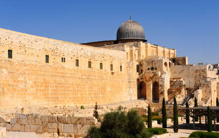 Temple Mount and Jerusalem Archaeological Park photo