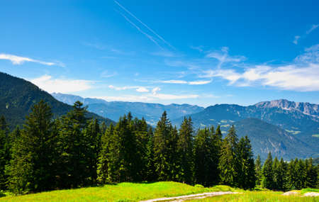 midday: Midday in the Bavarian Alps, Germany