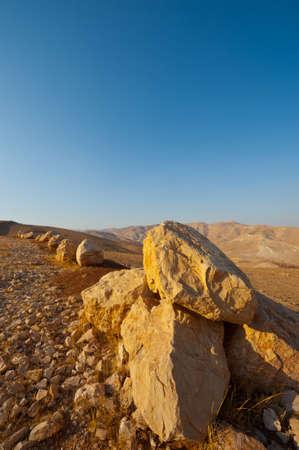 nature reserves of israel: Big Stones in Sand Hills of Samaria, Israel