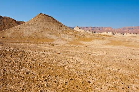 sapless: Deserto della Giudea sulla riva occidentale del fiume Giordano