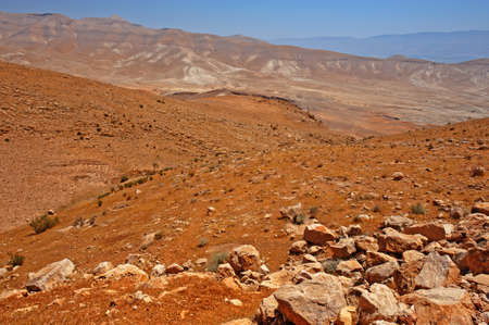 nature reserves of israel: Big Stones in Sand Hills of Samaria, Israel