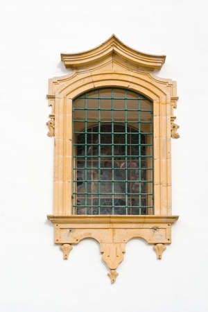 Portuguese Window  in the Style of Manueline photo