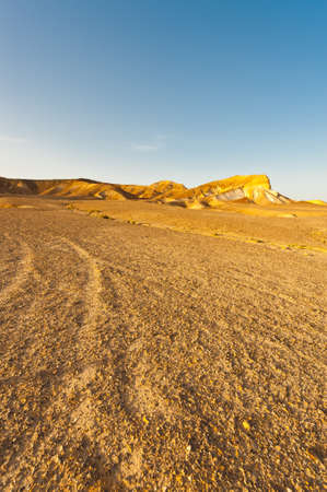 vadi: Judean Desert on the West Bank of the Jordan River