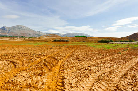 picos: View of the Cantabrian Mountains, Spain Stock Photo