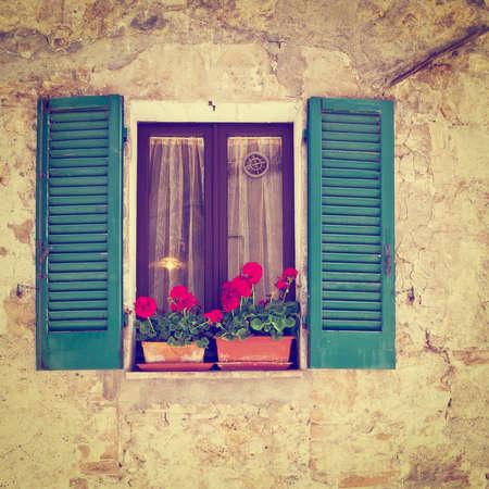 Window  of the Old Italian House photo