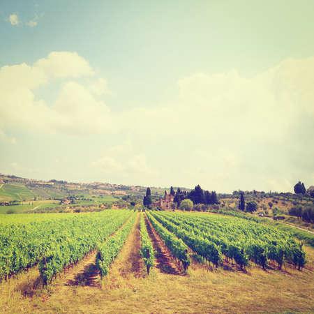 意大利阿尔卑斯山上的村庄