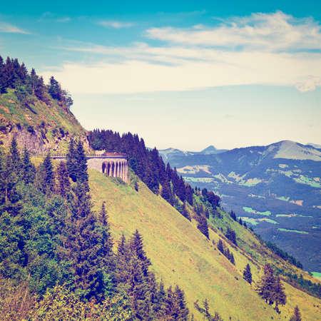 Bavarian Alps, Germany photo