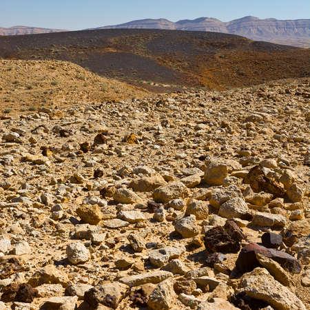 negev: Stones of the Negev Desert in Israel