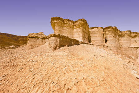 canyon negev: Sandy Canyon of the Negev Desert in Israel