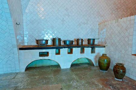 cucina antica: