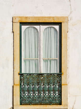 resplendence: Facade of the Old Portugal House